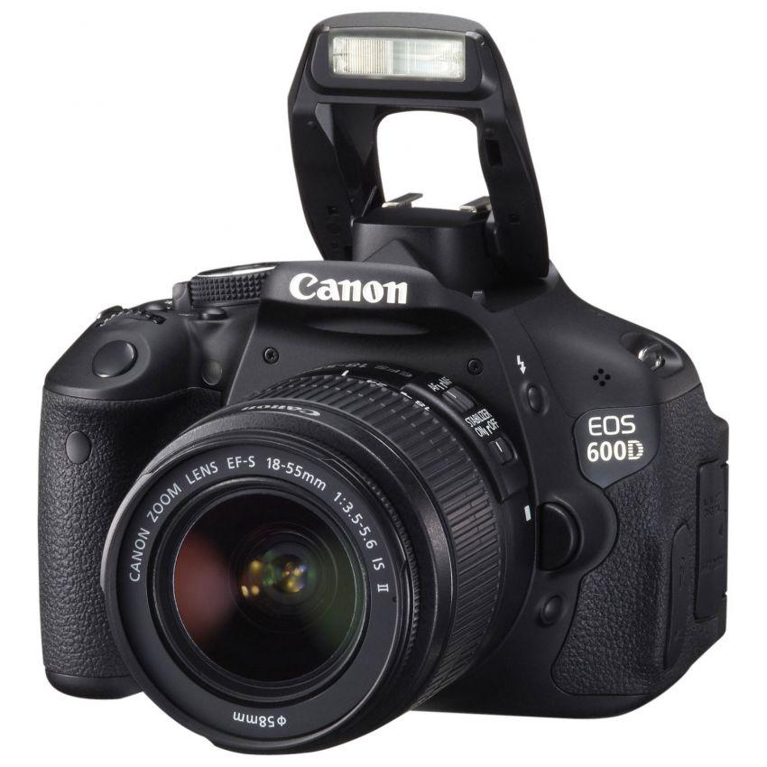 Spesifikasi, Review, dan Harga Kamera Canon 600D