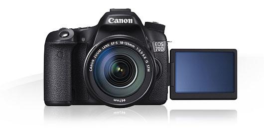 Spesifikasi, Review, dan Harga Canon EOS 70D Terbaru