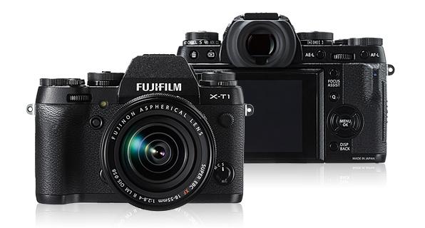Fujifilm X-T1 - kamera mirrorless terbaik