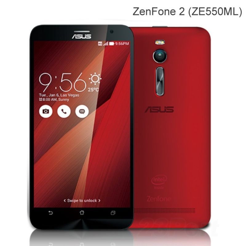 Review, Spesifikasi dan Harga Asus Zenfone 2 2018