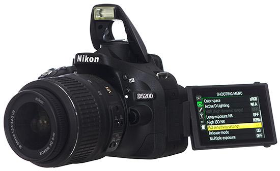[Review] Spesifikasi dan Harga Kamera Nikon D5200 Terbaru