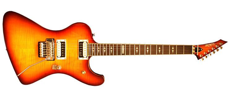 Artrock Free Bird Guitar