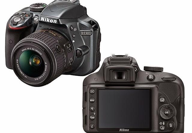 Spesifikasi Review Dan Harga Nikon D3300 Terbaru