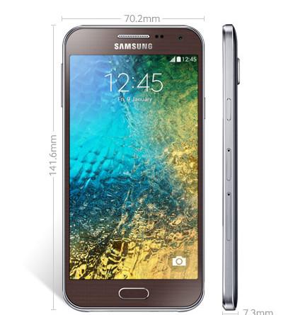 Review Spesifikasi Dan Harga Samsung Galaxy E5