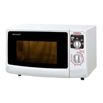 Sharp R-222Y Microwave