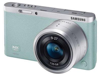 [Review] Spesifikasi dan Harga Kamera Samsung NX Mini