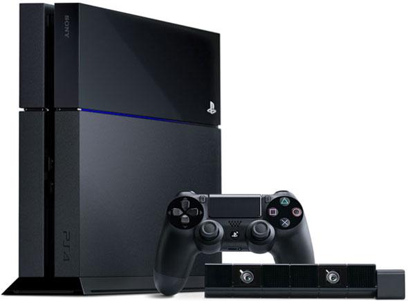 Spesifikasi Sony Playstation 4