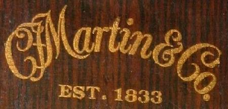 martin logo - gitar akustik terbaik