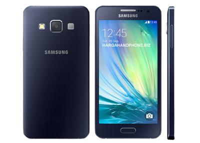 Review, Spesifikasi dan Harga Samsung Galaxy A3 Terbaru