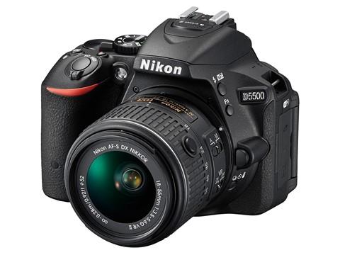 spesifikasi dan harga Nikon D5500