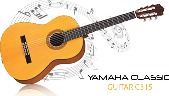 spesifikasi dan harga gitar yamaha c315