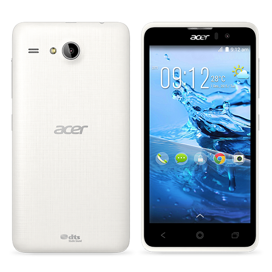 Acer Liquid Z520, credit: acer.com