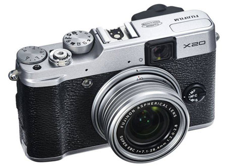Kamera Fujifilm X20