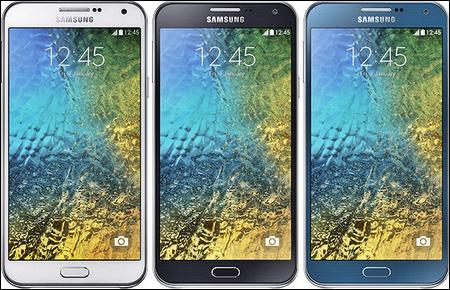 Review, Spesifikasi dan Harga Samsung Galaxy E7 Terbaru