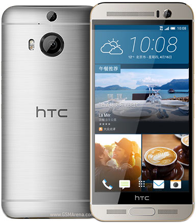 HTC One M9, credit: gsmarena.com