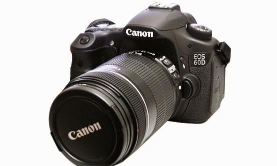 Kamera Canon EOS 60D