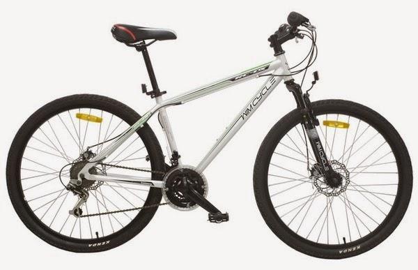 MTB Roadchamp DX - daftar harga sepeda wimcycle terbaru