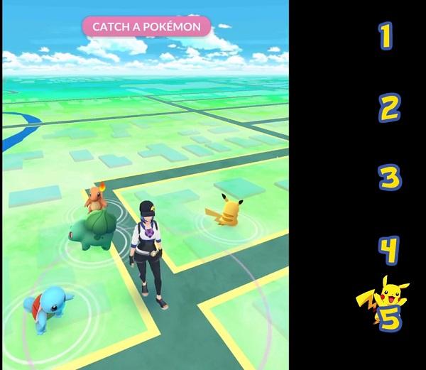 cara-mendapatkan-pikachu-di-pokemon-go