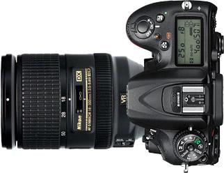 spesifikasi nikon d7200