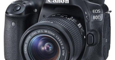Review, Spesifikasi dan Harga Canon 80D Kamera Terbaru
