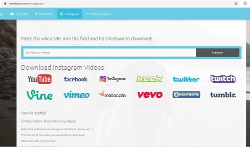 cara download atau menyimpan video di instagram