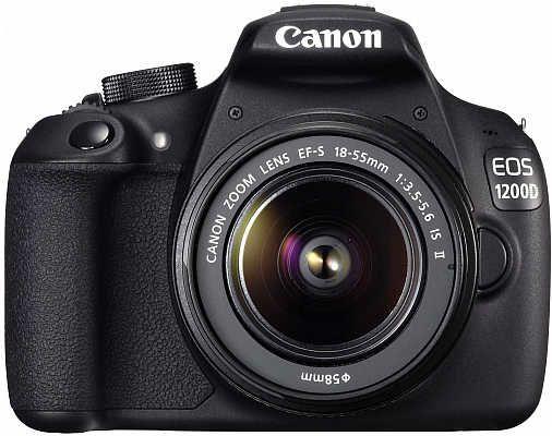 [Review Lengkap] Spesifikasi dan Harga Canon EOS 1200D