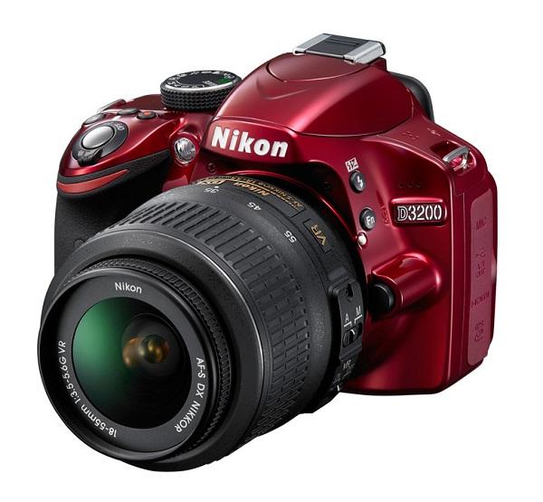 Spesifikasi, Review, dan Harga Kamera Nikon D3200