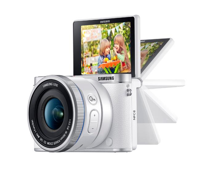 Spesifikasi dan Harga Kamera Samsung NX3000