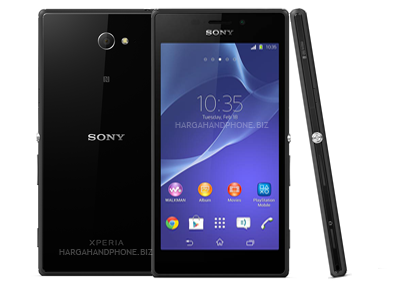 Review, Spesifikasi dan Harga Sony Xperia M2 2021