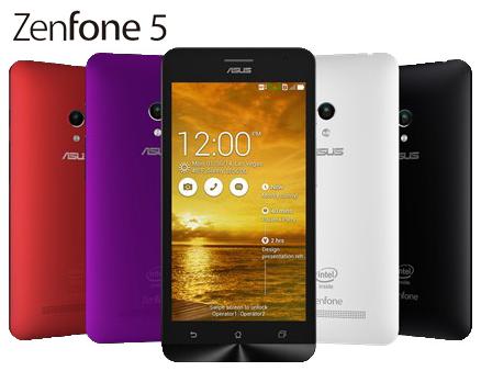 Review, Spesifikasi dan Harga Asus Zenfone 5 Terbaru