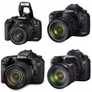 Daftar Harga Kamera Canon Terlengkap dan Terbaru 2021