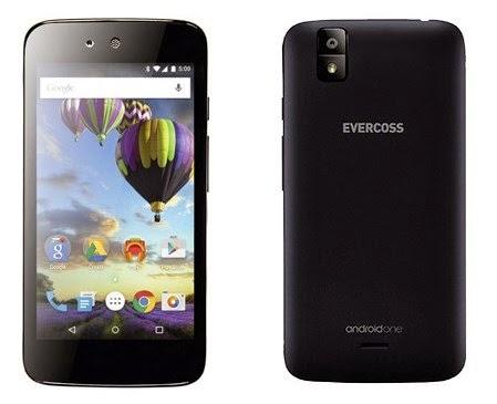 Spesifikasi dan Harga Evercoss One X Android One Terbaru